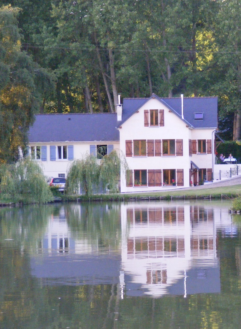 Lake House France